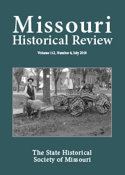 Missouri Historical Review | The State Historical Society of