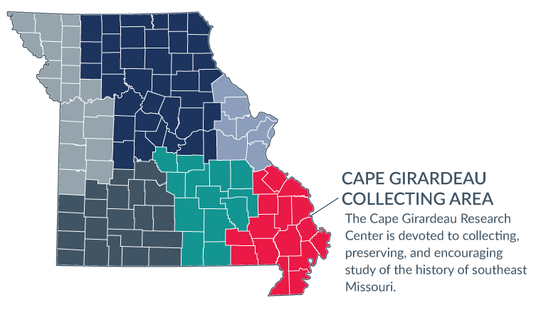 Cape Girardeau collecting area