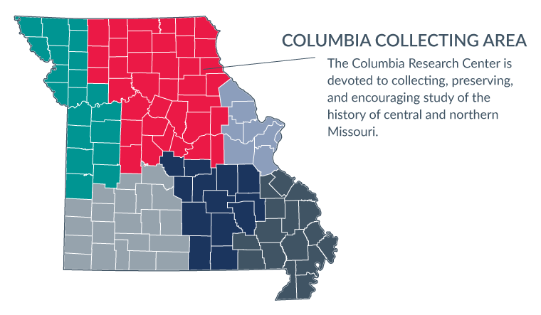 Columbia collecting area