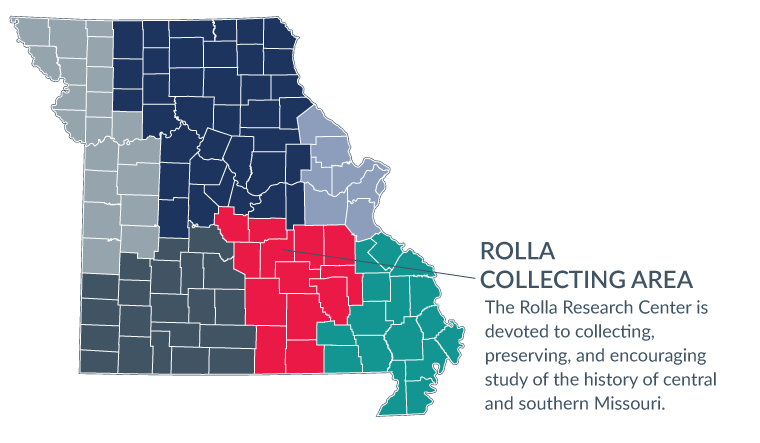 Rolla collecting area