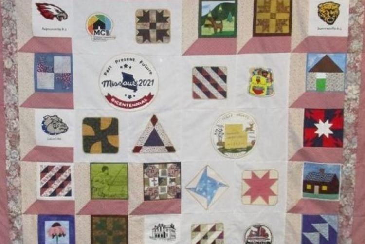Texas County Quilt