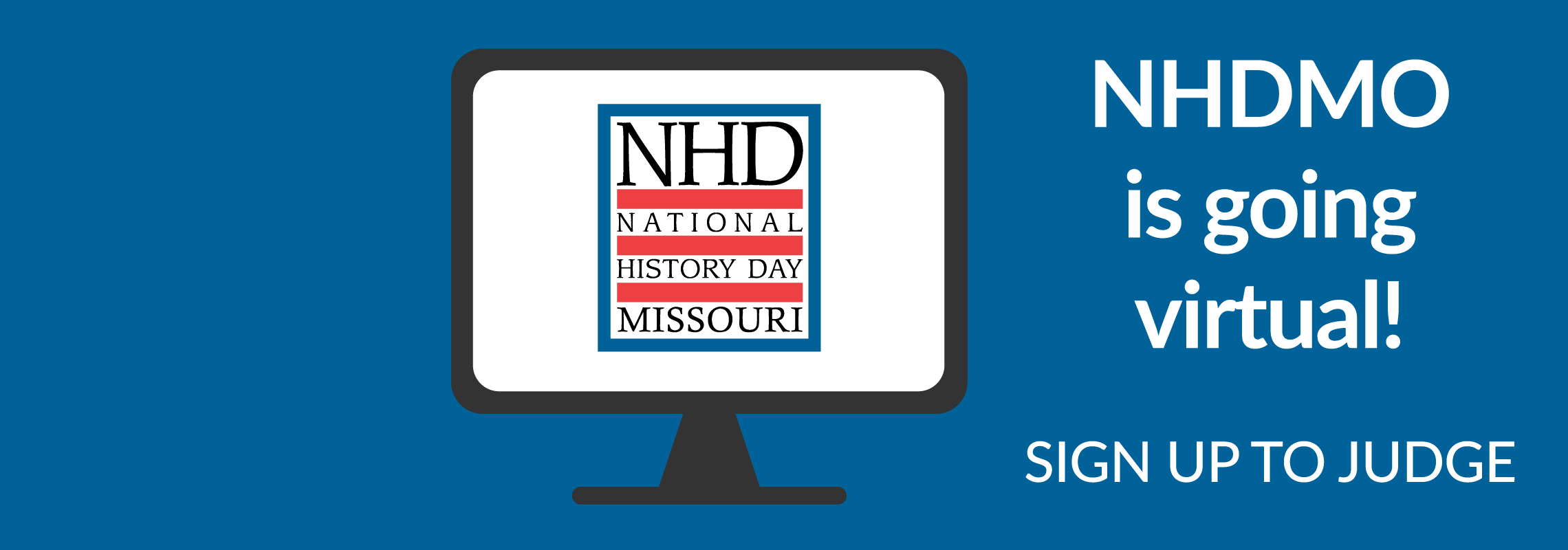 NHDMO is going virtual! Sign up to judge